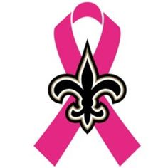 Saints Breast Cancer Awareness