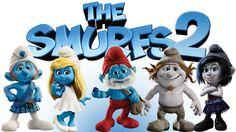 the smurfs 2!!