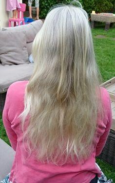 Mijn eigen grijze haren