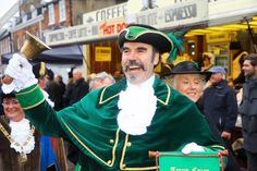 East Riding of Yorkshire Town Crier in full voice Yorkshire Towns, East Yorkshire, Magical Christmas, Events, Pictures, Fashion, Happenings, Moda, Fashion Styles