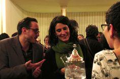 """Mit einer humorvollen Rede hat Kulturminister Alain Berset den grössten kulturellen Auftritt der Schweiz in Deutschland seit Ende der 1990er Jahre lanciert. Berset sprach zur Eröffnung der Leipziger Buchmesse am Mittwoch unter anderem über die """"verwirrende"""" Schweiz.  Das Absinthe Distribution Team aus Solothurn war mit dem neuen HR Giger Absinthe Wolfsmilch & Zeitgeist mittendrin und Sponsor des Eröffnungsaperos.  www.absinthe-hrgiger.com"""