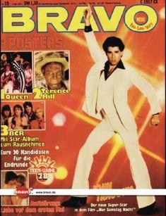 A cover gallery for Bravo Lob, Brave, Saturday Night Fever, Star Wars, John Travolta, Album, The Good Old Days, My Childhood, Nostalgia