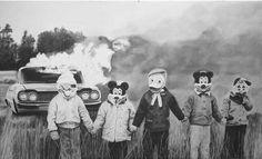 Creepy Disney