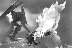 duel by Anjian on Deviantart (Megatronus vs Soundwave in the Gladiatorial Pits)