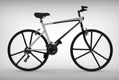Simple bike on Behance