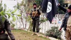 """""""...threat illustrates the savagery and barbarism of the Islamic State...."""""""