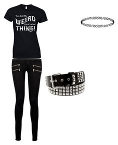 """Casual town"" by fluffykitteh13 on Polyvore"