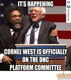 #Repost fw4bernie with repostapp. ・・・ Awesome! #Bernie2016 #BernieSanders #FeelTheBern #PoliticalRevolution #VoteForBernie #VoteTogether #AmericaTogether #StillBernie #ByThePeople #BernieForPresident #ElectBernie #EnoughIsEnough #DemocraticSocialism #NotMeUs #CornelWest #ByThePeople
