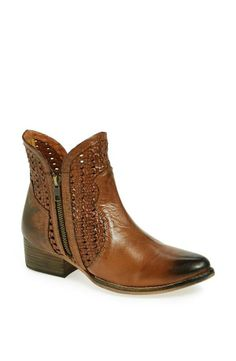 Nordstrom Seychelles Flip a Coin Bootie New Shoes 22417946baa