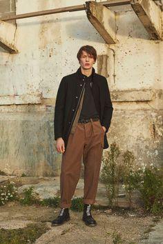 Belstaff Fall 2018 Menswear Collection Photos - Vogue