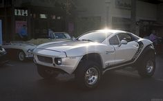 Local Motors Rally Fighter by DryHeatPanzer, via Flickr