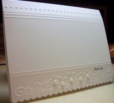 embossing folder...like this one..