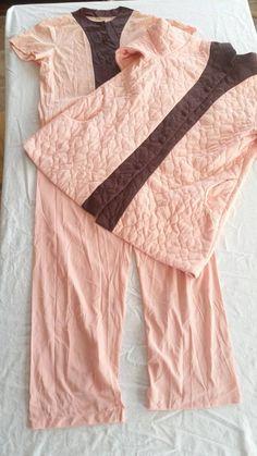Sears Roebuck and Company 3 Piece Pajama by NoahsArkThriftStore