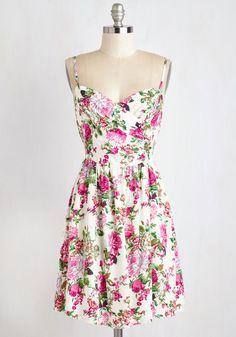 Garden Grand Tour Dress