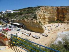 Praia de Benagil op 5 minuten lopen.
