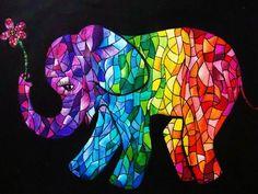 Happy Elephant by ~vazest on deviantART