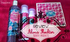 Tersicore: Beauty Rewiew: Alona Shechter LTD beauty products!...