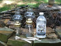 SmartPrepper Mason Jar Kerosene Lamps | Survival Sherpa