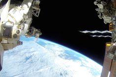 NASA Releases Astonishing GoPro Footage From Astronauts POV   IFLScience