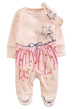 Buy Pink Fairy Sleepsuit And Headband Two Piece Set (0-18mths) online today at Next: Australia
