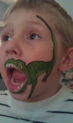 Crocodile mouth :)