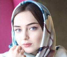 Beautiful Arab Women, Beautiful Girl Image, Beautiful Hijab, Beautiful Eyes, Iranian Beauty, Muslim Beauty, Arabic Beauty, Cute Girl Face, Cute Girl Photo