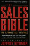 The Sales Bible: The Ultimate Sales Resource, Revised Edition - http://www.learnsale.com/sales-training/networking-training/the-sales-bible-the-ultimate-sales-resource-revised-edition-2/