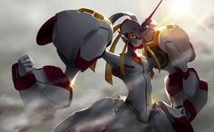 Darling in the FranXX | Strelizia