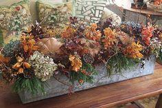 James Farmer floral for fall