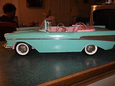 my first barbie car...