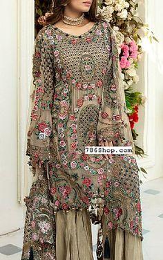 Chiffon Shirt, Chiffon Fabric, Chiffon Dress, Pakistani Dresses Online Shopping, Online Dress Shopping, Fashion Pants, Fashion Dresses, Designer Party Wear Dresses, Pakistani Designers