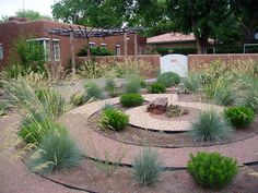 Judith Phillips design and Waterwise Landscapes install