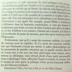 Jambes fluettes, etc. – Tom Robbins