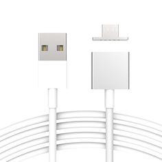 Magnetic micro usb data sync mengisi kabel untuk samsung s6 magnetic kabel ponsel kabel usb charger untuk huawei untuk xiaomi