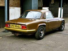 1973 Lotus Elan Sprint FHC
