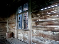 Old house in North Karelia-Finland