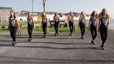 irish dancing shape of you - YouTube