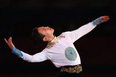 Denis Ten (Gala at #Sochi2014 -ZINBIO)