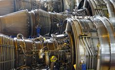 Pratt and Whitney Engines