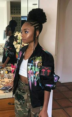 Stylish Skai Jackson