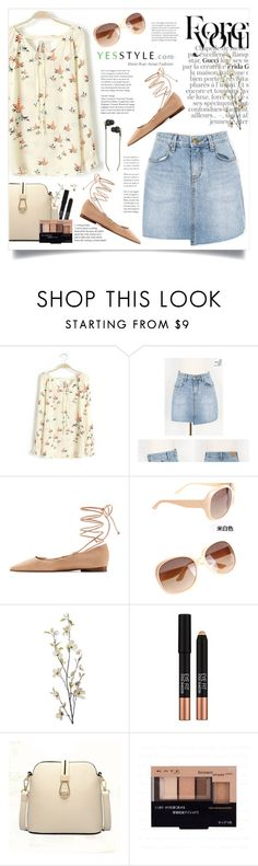 """""""YesStyle.com"""" by yexyka ❤ liked on Polyvore featuring Neeya, chuu, Michael Kors, Hats 'n' Tales, Pier 1 Imports, BeiBaoBao and Kreafunk"""