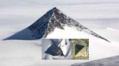Die Entdeckung einer Reihe von pyramidenartigen Strukturen in der Antarktis verblüfft Wissenschaftler auf der ganzen Welt. Die schneebedeckten Strukturen ähneln stark den berühmten ägyptischen Pyra…