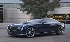 Cadillac Elmiraj Concept is so Awesome You Won't Believe Your Eyes. For more, click http://www.autoguide.com/auto-news/2013/08/cadillac-elmiraj-concept-is-so-awesome-you-wont-believe-your-eyes.html
