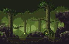 pixel art landscape tile platform - Google zoeken