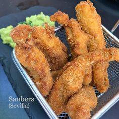 fingers de pollo sanbers