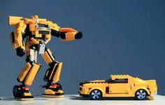 Transformers Kre-O Lego-esqe Toys