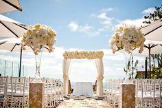 San Diego Weddings | L'Auberge Del Mar - Weddings | San Diego Beach Weddings