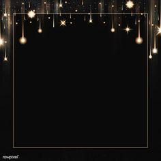 Photo Frame Wallpaper, Framed Wallpaper, Flower Background Wallpaper, Flower Phone Wallpaper, Plain Black Background, Pink Glitter Background, Background Vintage, Islamic Art Pattern, Invitation Background