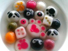 湯圓 tang yuan art