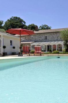 Chambres d'hôtes en Loire Atlantique avec piscine à Port Saint Père